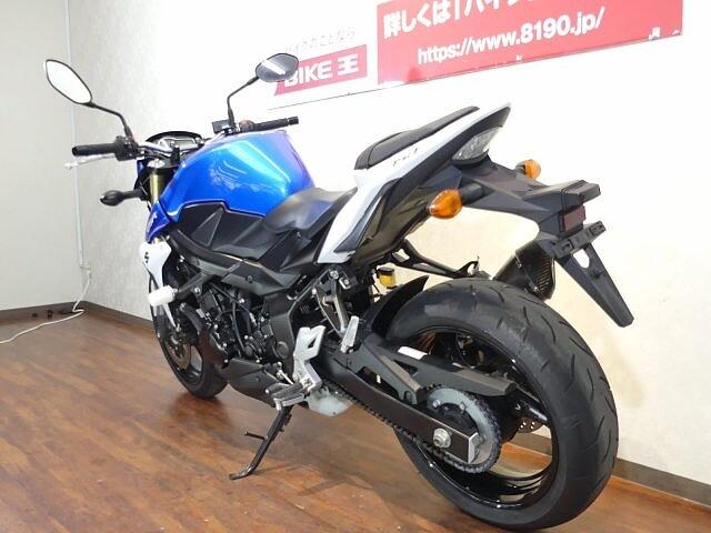 GSR750 GSR750A (ABS) ヨシムラサイクロンマフラ-☆ 人気… 5枚目:GSR750…