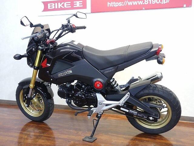 グロム グロム (ホンダ・125cc) カスタムマフラ-☆ 走行少ない… 4枚目:グロム (ホンダ・…