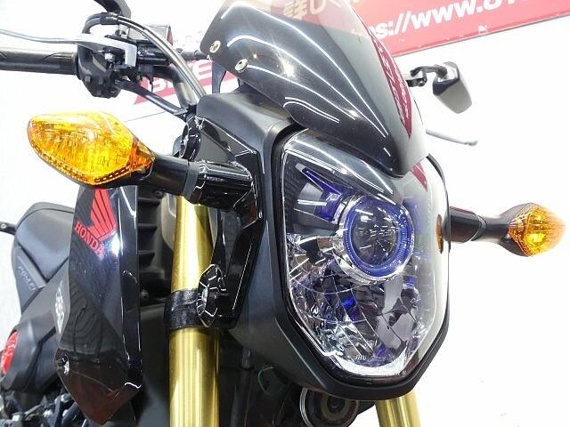 グロム グロム (ホンダ・125cc) カスタムマフラ-☆ 走行少ない… 7枚目:グロム (ホンダ・…