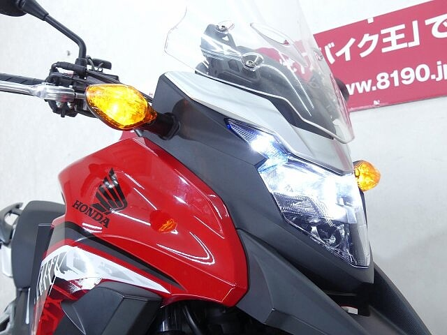 400X 400X ★LEDヘッドライト標準装備!! 走行少ない!! 7枚目:400X ★LEDヘッ…