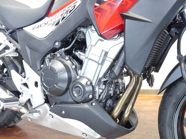 400X 400X ★LEDヘッドライト標準装備!! 走行少ない!! 8枚目:400X ★LEDヘッ…