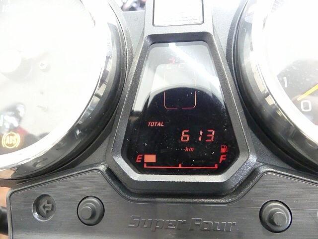 CB1300スーパーフォア CB1300SF-3 (ABS) 6速ギア・ギアポジ 走行わず… 6枚目…