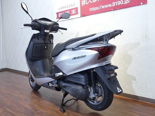 リード110(EX) リード110【通勤に最適なビジネススクーター☆】 4枚目:リード110【通勤に…