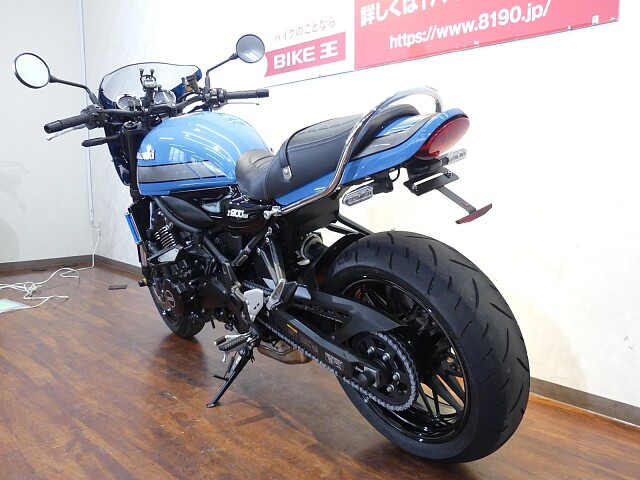 Z900RS Z900RSカフェ (ETC・ABS・KTRC標準装備) 雰囲… 4枚目:Z900RS…