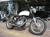 SR400/ヤマハ 400cc 福岡県 稲森商会