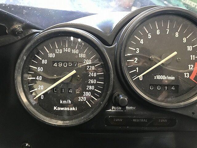 ZZR1100/ZX-11 車検2年付