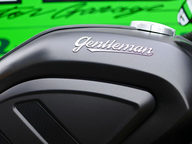 Gentleman Racer200 GPX九州初上陸!