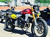 CABALLERO Scrambler250/ファンティック 250cc 福岡県 スピードモーターガレージ2nd