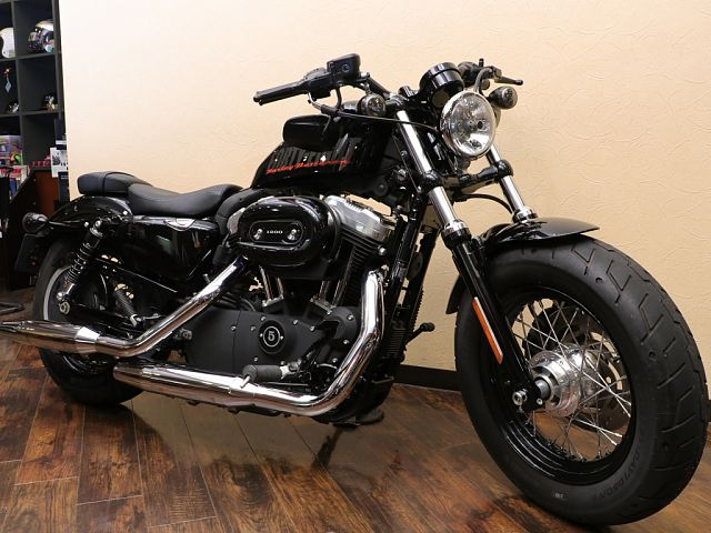 SPORTSTER FORTYEIGHT 低走行車!