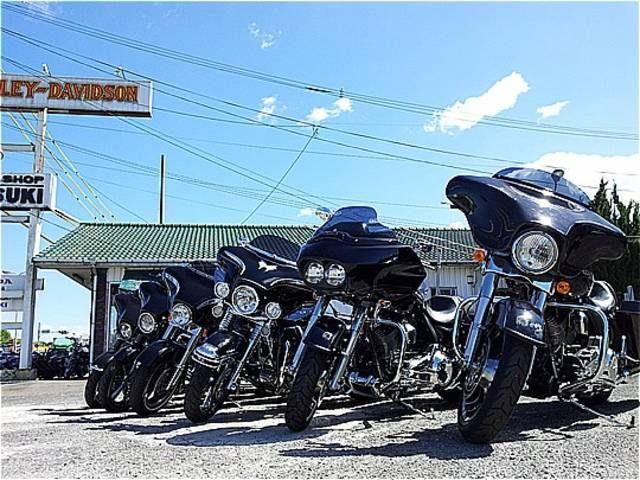 ■ハーレーから国産バイクまで