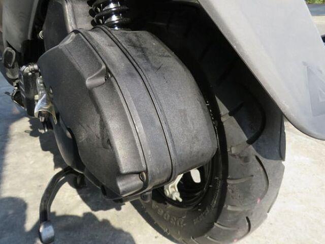 アドレスV125 ワンオーナー車 エアーエレメント新品