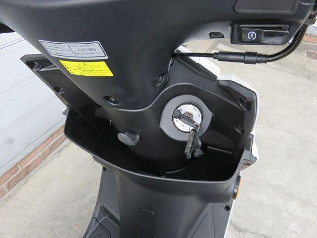 GP125i 普段使いにちょうどいいコンパクトスクーター USB充電器付き