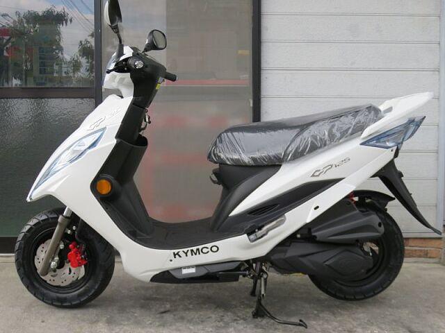 GP125i 普段使いにちょうどいいコンパクトスクーター 普段使いにちょうどいいスクーター