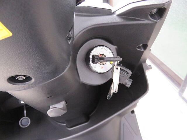 GP125i 普段使いにちょうどいいコンパクトスクーター