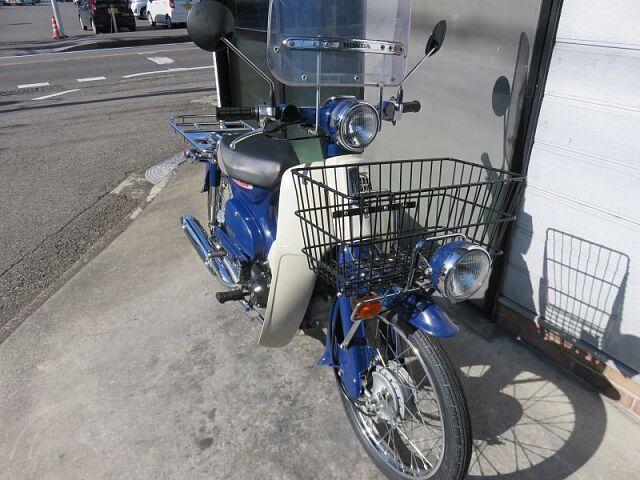 スーパーカブ50 日本製 前タイヤ新品