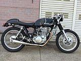 SR400/ヤマハ 400cc 福島県 國分オートサービス