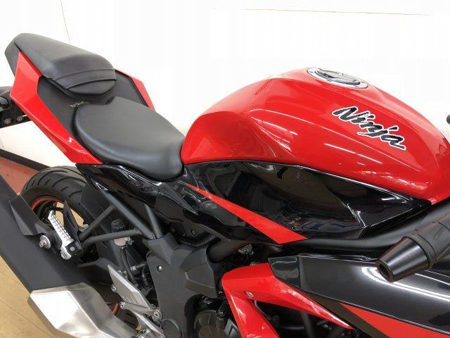 ニンジャ250SL Ninja 250SL ワンオーナー 万が一の盗難保険も取り扱い中!