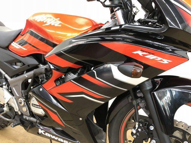 ニンジャ150RR Ninja RR150 ワンオーナー ノーマル 万が一の盗難保険も取り扱い中!