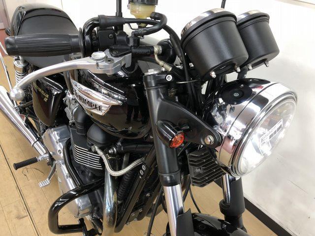 BONNEVILLE ボンネビルSE エンジンガード シングルカウル 点検・車検プランのパートナーズ…