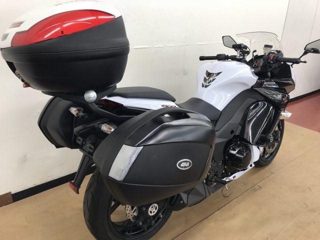ニンジャ1000 (Z1000SX) Ninja 1000 ブライト正規輸入 ワンオーナー フルパニ…