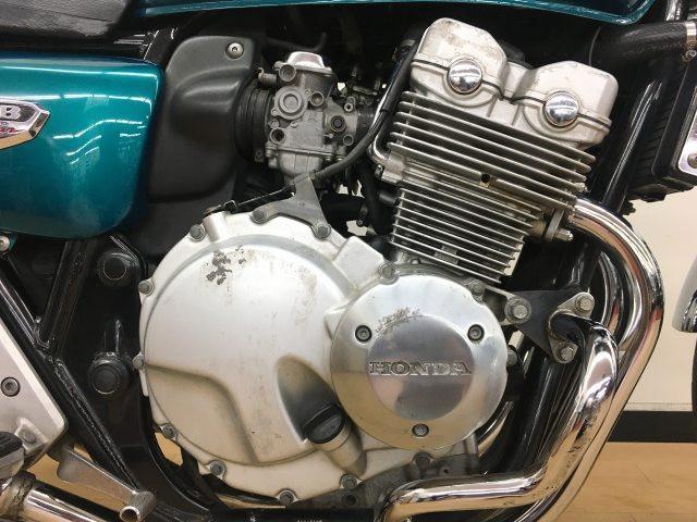 CB400FOUR (水冷) CB400Four 前後タイヤ新品 エンジンガード装備 クレジットカー…