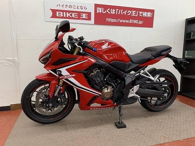 CBR650R CBR650R ABS コンパクト&アグレッシブ!! 8枚目:CBR650R ABS…