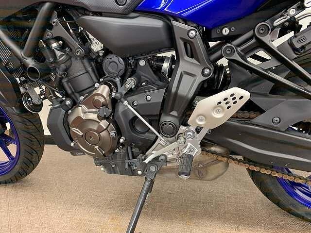 MT-07 MT-07 グリップヒーター装備☆ 6枚目:MT-07 グリップヒーター装備☆