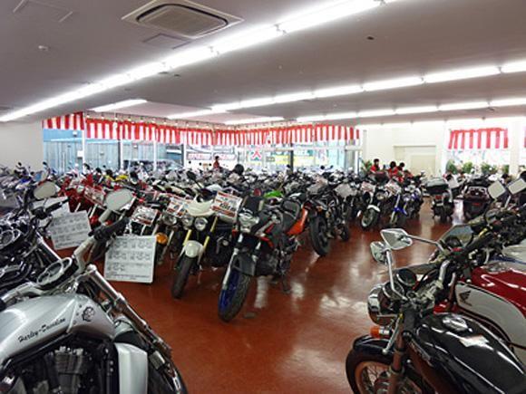 バイク王の豊富な在庫からお選びください!
