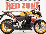 CBR250R (2011-)/ホンダ 250cc 東京都 RED ZONE