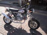 モンキー/ホンダ 88cc 東京都 モトグレート