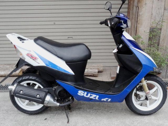 ZZ チームスズキカラー 特別限定車