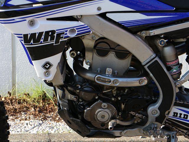 WR250F ワンオーナー登録可能コンペティション逆輸入車