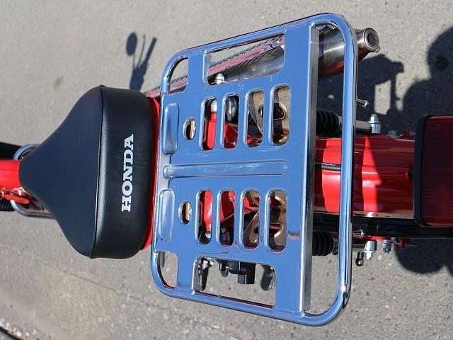 ハンターカブCT110 ステンレスマフラー改・副変速機付