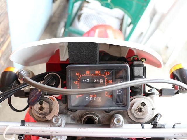 XR650R FMFフルエキゾースト・キャリア装備!
