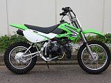 KLX110/カワサキ 110cc 東京都 株式会社スターズトレーディング