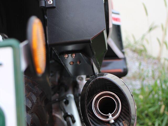 CRF450L イタリアMST社ラリー仕様