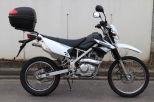 KLX125/カワサキ 125cc 東京都 株式会社スターズトレーディング