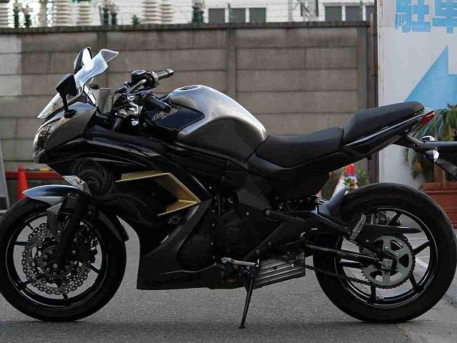 ニンジャ400 Ninja400ABS-SE 4枚目Ninja400ABS-SE