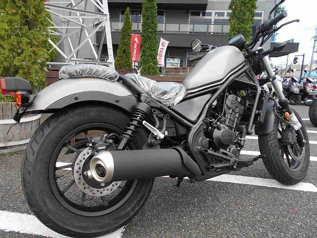 Rebel 250 【新車在庫あり】即納可能です! レブル250 3枚目【新車在庫あり】即納可能です…