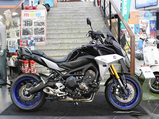 TRACER900 TRACER900 GT ABS 1枚目TRACER900 GT ABS