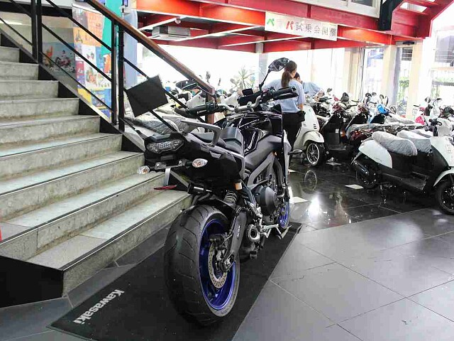 TRACER900 TRACER900 GT ABS 6枚目TRACER900 GT ABS