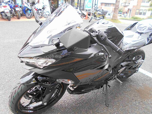 ニンジャ400 【新車在庫あり】即納可能です! Ninja400 4枚目【新車在庫あり】即納可能です…