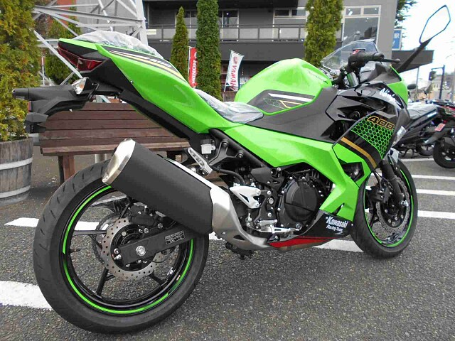ニンジャ400 【新車在庫あり】即納可能です! Ninja400 KRT 3枚目【新車在庫あり】即納…