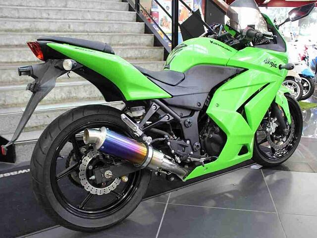 ニンジャ250R Ninja250R 3枚目Ninja250R