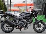 SV650X/スズキ 650cc 神奈川県 ユーメディア 橋本