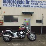 ドラッグスター400クラシック/ヤマハ 400cc 三重県 エムシークラフト