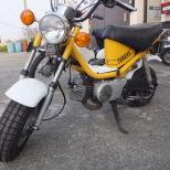 チャッピー/ヤマハ 50cc 三重県 エムシークラフト