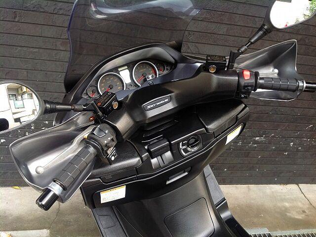 スカイウェイブ250 タイプS LTD スペアリモコン有り 展示車両も豊富でご納得の一台を提供します
