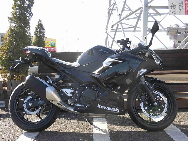ニンジャ250 【新車在庫あり】即納可能です! Ninja250 1枚目【新車在庫あり】即納可能です…