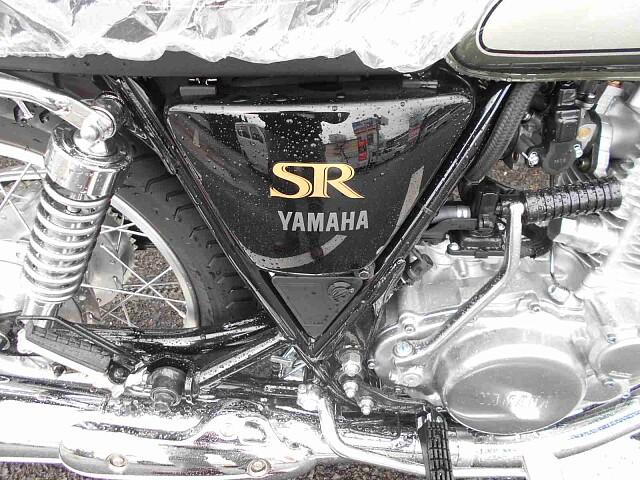 SR400 【新車在庫あり】即納可能です! SR400 3枚目【新車在庫あり】即納可能です! SR4…